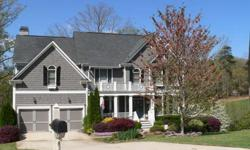 Fabulous Hedgewood Earthcraft home on Golf course / cul-de-sac lot with a creek. The numerous features and upgrades include