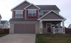 """MUST SEE!*SHOWROOM CONDITION*MOST POPULAR MODEL*4 BEDS UP*TILE FLOORS*LARGE KITCHEN W/ 42"""" CABS*LARGE MASTER SUITE*DESIGNER PAINT COLORS*DOUBLED SIDED FIREPLACE*NEWER CARPET*NEWER APPLIANCES*OPEN FLOOR PLAN IDEAL FOR ENTERTAINING*GREAT PATIO*READY TO GO"""