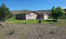 Clean, affordable and well kept stick-built home on 3 acres along Hwy 10, west of Ellensburg, near Yakima River. Home features an open living, kitchen & dining area w/picture windows that provide wide open views of the Kittitas Valley & surrounding