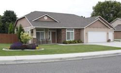 Check out this well maintained 4bd, 2 bath rambler located in the heart of Kennewick. Expansive Tile floors invite you into the bright and open Kitchen. The massive family room with fireplace is the perfect spot for entertaining. Step out onto the back
