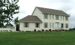 LOTS OF SPECIALS COME AND SEE! 24X48 GARDEN OF EDEN. FULLY FINISHED BASEMENT WITH 5TH BEDROOM, EGRESS WINDOWS AND AWESOME BATHROOM, 24X22 GARAGE. 24X48 POLE BARN WITH DOOR AND CONCRETE FLOOR.Listing originally posted at http