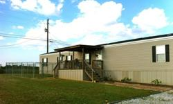 Located in Arrowhead Trailer Park, Park II, off Wire Road in Auburn, Large lot, gravel driveway, Tiger Transit service. 2007 16 x 80 Fleetwood Western. Well-kept, only one other previous owner. Spacious 3 bedroom, 2 bathroom. Large Master bedroom and