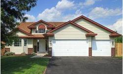 Blaine Mn Real Estate Three Level Split 55434.This stunning home offers an amazing value! Listing originally posted at http