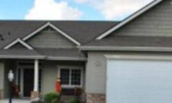 Golf Course Home. Beautiful split bedroom plan. Features covered patio overlooking Lake View Golf Course, maple floors, walk-in shower, large soaker tub, huge bonus room, window seats in all bedrooms, Jack & Jill bath, pass through garage for small RV or