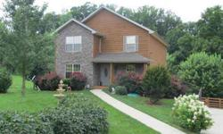 Privacy with easy walk to lake and just around the corner to Pulaski County Park, 2-story great room with open staircase, 3 large bedrooms, 2.5 baths, kitchen w/all appliances, extra large 2-car garage that could have a room finished, beautiful