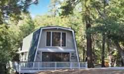 THIS CABIN HAS WONDERFUL SURPRISES NOT OBVIOUS FROM THE OUTSIDE. OFFERING SOARING BEAMED CEILINGS W/INTERIOR WOOD, A MASSIVE GREAT ROOM WITH SPACE FOR A FOOSBALL OR POKER TABLE,OPEN KITCHEN WITH DIRECT ACCESS TO ONE OF THE MANY DECK AREAS. THE LARGE LOFT