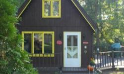 Cottage/ Chalet/ Cabin for sale by owner 23,000 located in Barre Massachusetts on resort. Chalet owners own the house and rent the lot annually. New roof, beautiful landscaped yard, hot tub is included in the sale. Resort has many amenities for you and