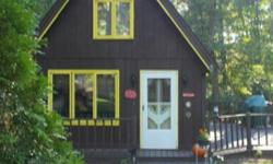 Cottage/ Chalet for sale by owner 23,000 Chalet owners own the house and rent the lot annually. New roof, beautiful landscaped yard, hot tub is included in the sale. Resort has many amenities for you and your friends to enjoy daily. Chalet is located at