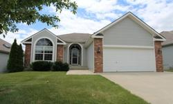 Open House - Tomorrow, September 13 from 1-3pm. Come see this beautiful house! Main level includes Master Suite, BR 2, Kitchen, Dining Room, 2 Living Spaces, Laundry, and Garage! Community takes care of Lawn Maintenance and Snow Removal. Garage is a