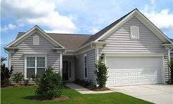 Just like new this Copper Ridge lagoon lot home with 1760 square foot open floor plan including 2 bedrooms and 2 baths plus study/bedroom has tons of upgrades. Gleaming hardwood floors cover the foyer/study/kitchen/great and dining rooms. The large great