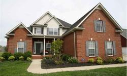 LOTS OF SPACE FOR THE MONEY - LARGE BEDROOM (CHECK THE SIZES!) - HUGE BONUS ROOM - HARDWOODS - MAIN LEVEL MASTER SUITE - 3 CAR GARAGE - SHOW AND SELLListing originally posted at http
