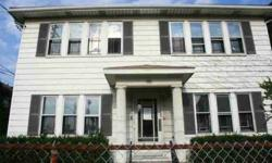 Four unit multi-family great opportunity to own/rent out! A bit of TLC and this one is move in/rent ready! Property is sold AS IS. Equal Housing OpportunityListing originally posted at http