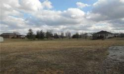 Lot is ready for your home-enjoy country living yet conveniently located near most activities.