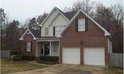 Beautiful Home, Low Maintenance Brick & Hardyplank Home on .92 acre Wooded lot. Great Lot on Cul-de-sac. First floor Master Suite with 2 Bedrooms and a Bonus Room Upstairs.2 Car Garage with Door access to fenced in back yard. Large Deck, Fenced in Garden