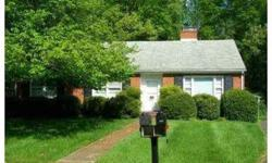 All brick, all one story, great city property! Plush grass, level lot. Cynthia Hash is showing 1713 Concord Drive in Charlottesville, VA which has 3 bedrooms / 2 bathroom and is available for $255000.00. Call us at (434) 531-5351 to arrange a