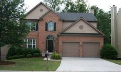 Fabulous Two Story in the Woodlands in Woodstock, GA. Great Floor Plan in the Glen on large unfinished basement. Immaculate home! New paint on exterior! Move In Ready! Fenced Backyard and More! Located in the Sought After Woodlands Community with fabulous
