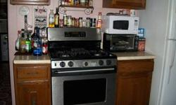 Relocation Sale. Vinyl Sided w/ Shutters. All appliances to stay, including stove/dishwasher/washer/dryer/dishwasher. Can be turn key. Owner Finance considered. Gas Heat/H.W. Systems for both replaced over last several years. Best suited to handyman as