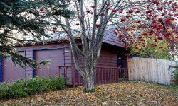 Wonderful three bedroom, 2.5 bath, two car garage home. Remodeled gourmet kitchen. In a great west Anchorage neighborhood.Listing originally posted at http