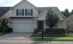 This is a beautiful very gently used home that is suitable to anyone. There are 3 bedrooms and 3 full baths. This is a two level home, with the bonus room and a full bath on the second floor. This is a very open floorplan, and is a great house to