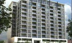 """STUNNING CORNER 2BD/2BTH IN ULTRA-CONTEMPORARY 94-UNIT, 12-STORY DEVELOPMENT W/LAKE & CITY VIEWS. FLOOR-TO-CEILING WINDOWS, ARCTIC BLUE GLASS INSET BALCONIES. 10'4"""" CONCRETE CEILINGS. GRANITE KIT CTRS, MAPLE CABS, HDWD FLRS, HIGH END BTHS, IN-UNIT LDRY &"""