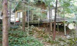 8/1/2012 This cabin has been completely re-done. New Kitchen, hotwater heater, refridgerator, toilet, sink, tub, tripple walled chimney, 60 year metal roof, travertine around stove, Yodel 8 Wood Stove, dual pane windows, plumbing, electrical, foundation,