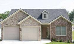 Quality craftsmanship and choice building materials set this home apart. Exotic Brazilian granite countertops, Whirlpool Gold appliances,open and inviting floor plan, 9 ft. ceilings throughout the house, covered back porch. The unfinished basement offers