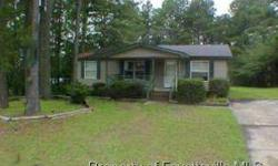 -VA OWNED, SOLD AS IS. WELL MAINTAINED HOME ON LARGE LOT. COVERED FRONT PORCH, REAR DECK. LARGE OPEN FLOORPLAN WITH EAT IN COUNTRY KITCHEN. LAUNDRY ROOM. LOCATED IN BACK OF DEVELOPMENT FOR QUIET LIVING. CLOSE TO SCHOOLS AND FORT BRAGG.Listing originally
