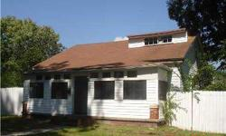 $40,000 Below Assessment-Rancher w/ 4 Bedrooms and 2 Full Baths. (2 BR's Up and (2BR's Down)-Eat-In Kitchen & Large Front Screen Porch in Front.Detached Garage in Back(has been converted into Office/and additional spaces). 203K and Cash Offers ONLY. NO