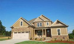 608 Belle Terre Ct in Woodfin Ridge Golf Community! All brick & stone 3 bedroom, 2.5 bath plus huge bonus room, complete with all the upgrades you have come to expect from luxury living. Located on a premium cul de sac with low traffic with excellent view