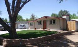 This three bedroom, two bath home has been completely remodeled inside and out. The yard has new landscaping and the garage has also been updated.Listing originally posted at http