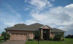 Approved for Short Sale by Lender. **THE LENDER HAS APPROVED SHORT SALE BUT, NOT PRICE.** Spacious home with the everything included package from Lennar Homes, One of the largest homesites in community with privacy wall and no neighbors behind. Corian
