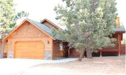 WHAT A SHOW STOPPER! THIS IS A GOOD AS IT LOOKS AND READY FOR ENJOYMENT IN BIG BEAR. 3 BEDROOMS, 2 FULL BATHS AND ATTACHED 2-CAR GARAGE. WOOD FLOORS, LARGE CLOSETS AND GREAT-ROOM FLOOR PLANMAKE THIS A PLEASURE TO SHOW. FRONT COVERED DECK AND OPEN DECK IN