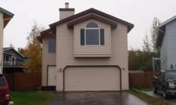 Home you have been waiting for. Open living concept, vaulted ceilings, large windows. Plenty counter space in kitchen. Liv room w FP. Family room downstairs w access to back yard. Tiles in entry, kitchen & bathrooms. Just like new construction. New paint