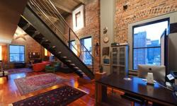 A rare opportunity to own a piece of Houston history & one of the best 180 degree views ever available! This spacious Penthouse corner unit features open 2 story living, 1-2 bedroom, 2 full baths, exposed 100 year brick, wide plank cherry hardwoods, open