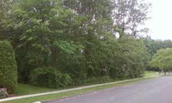 Excellent buildable lot available in a very nice residential area. Lot Measures