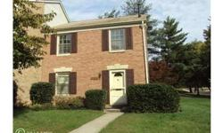 Gorgeous all brick,end unit,3-level finished. Hard wood floor. Lots of upgrades including roof,AC,furnace,ceramic ,vanities,sliding door & newly finished lower level. Nice breakfast room. The gracious dining & living RM with new sliding door to patio.