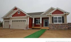 Welocme Home to Our Newest Rambler! Open Concept w/Flair!Designer Ceramic Baths-Wt Oak Flrs-Stone FP-Knotty Alder Custom Cabinets-W/I Pantry-GRANITE-Enameled Trim-Upgrades Everywhere! Must See! Custom Builder Can Provide Your Dream! Lots Available N