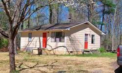 GREAT STARTER HOME or RENTAL INCOME PROPERTY. Newly renovated with open kitchen/living room with eat-in bar. New flooring in living, kitchen and hallway. New ceramic tile in bathroom with washer/dryer connections. Gas heat, city water, septic system. 3/4
