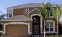 Vacation in style! This is a Brand New Home with a Heated Private Pool, 6 Bedrooms and 4.5 baths. Appliances all included. This community features the following amenities Gated Entry, Low-maintenance Lifestyle, Convenient Location, Community Parks and