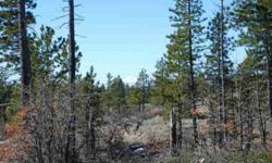 13 acres mt hood view, pine and some oak, has level area with little draw & nice stand of trees. Listing originally posted at http