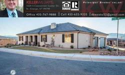 Beautiful brand new Contemporary Rambler. Very high end finishes. 3 Bedrooms and 3 bathrooms.