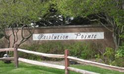 Anchorage Alaska has a new locale for those looking to build that dream home in a location that has the prestigious location and views that only few places can offer, Introducing Resolution Pointe! Be among the first to pick the lot of your choice to