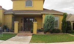 Beautiful garden home in Tivoli Estates w/formal dining area, office, open kitchen to family room, island in kitchen. Wonderful craftsmanship throughout with high ceilings & wood floors, travertine tile & granite countertops.Listing originally posted at