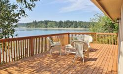 Puget Sound Waterfront Find! Freshly remodeled, might as well be new! This rare find on beautiful Anderson Island feat approx 1092 Sq Ft of living space, 2 br, 1 full ba w/ dble vanity. Granite Counter Tops, Stainless Appl, Hardwood Flrs, Picture Windows