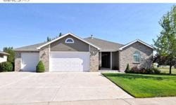 Country living meets recreational lifestyle! Beautiful custom ranch home on premium golf course lot w/ spacious views but steps from golf, pool, clubhouse,park,playground & trails. 3 car garage & huge basement storage room! Special features include