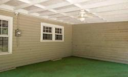 CHARMING 3/2 RANCH! INVITING FRONT PORCH, two COZY FPS, HW FLRS, NICE KTN, SEPTEMBER DINING, SCREENED PORCH, FENCED-IN YARD, AND ADDITIONAL STORAGE AREA! CASE# 105-374312 Jude Rasmus is showing 5160 Ash St in Forest Park, GA which has 3 bedrooms / 2