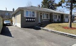 Spacious And Bright Semi-Detached Home W/ Separate Entrance To A Legal Basement Apartment! Newer Kitchen W/ Lots Of Cupboard Space, Newly Paved Driveway W/ Large Fully Fenced Backyard And Great Location Close To Schools, Parks, Public Transit, Shopping