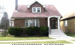 SHORT SALE UP ON BANKS APPROVAL. ALLOW PLENTY OF TIME FOR BANKS APPROVAL. SOLD AS IS CONDITION, BUYER RESPONSIBLE FOR CITY VIOLATIONS IF ANY. NO SURVEY. SHORT SALE Bedrooms: 3 Full Bathrooms: 1 Half Bathrooms: 0 Living Area: 700 Lot Size: 0 acres Type: