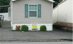 Skyline springbrook supreme 74 x 14 manufactured home , 2003 model, with 3 beds, two full bathrooms, ,propane heat, central air, electric hotwater heater february 2012, laundry area with washer, gas dryer, and shelves, new kitchen has lots of cabinets,