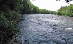 Trout Fisherman's paradise! 200+/- ft of frontage on the West Canada Creek, a trophy trout stream, have a mini farm retreat. beautiful fields, private camp spot overlooking the water. Amazing property. Seller will consider owner financing - 20% down, 8%